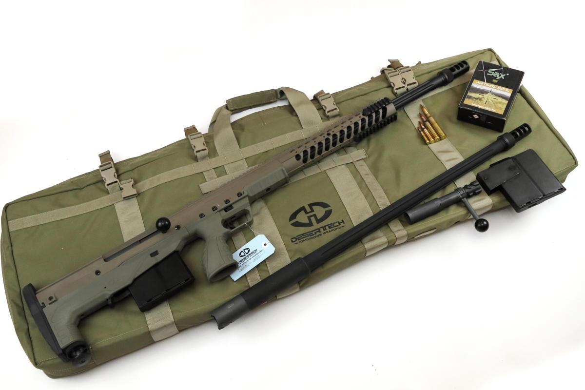 DesertTech HTI