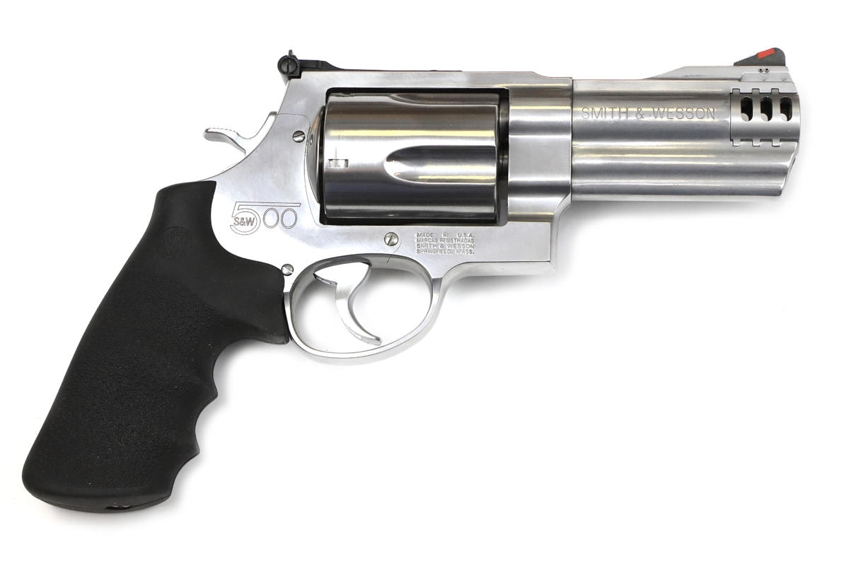 Smith&Wesson 500 4 Zoll