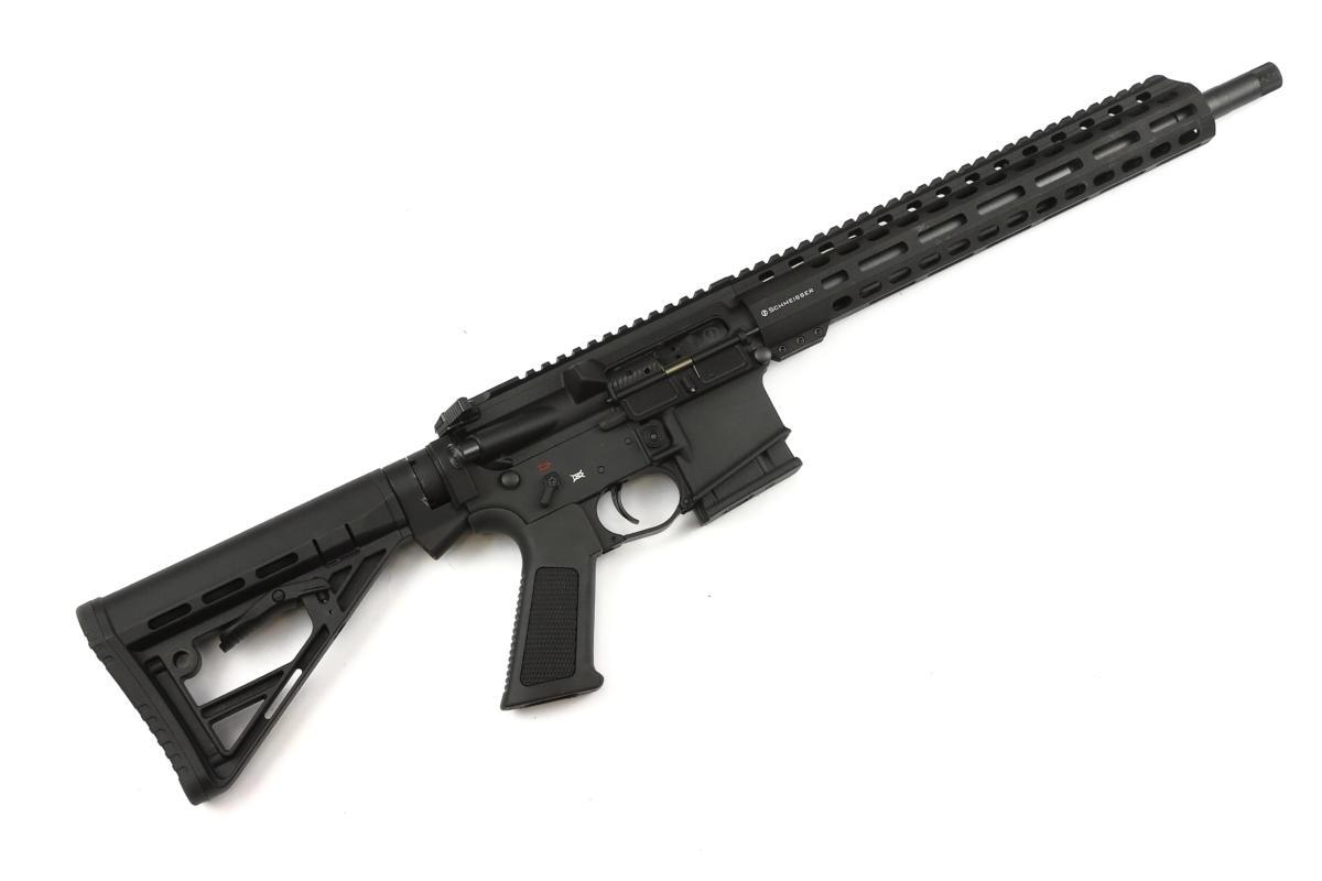 Schmeisser AR15-9 M5FL