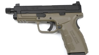 HS XD-9 4.0 tactical FDE