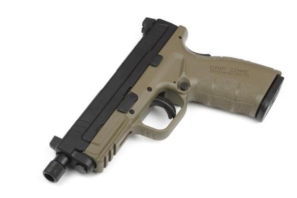 HS XD-9 4.0 tactical FDE