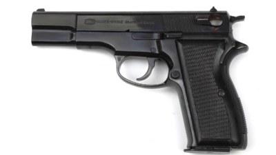 Mauser Modell 90 DA 9x19mm
