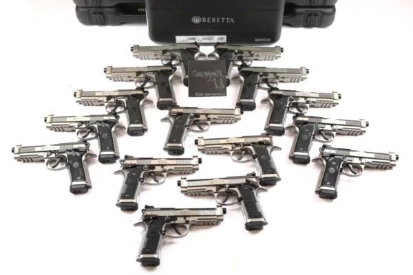 Beretta 92x Pistolen