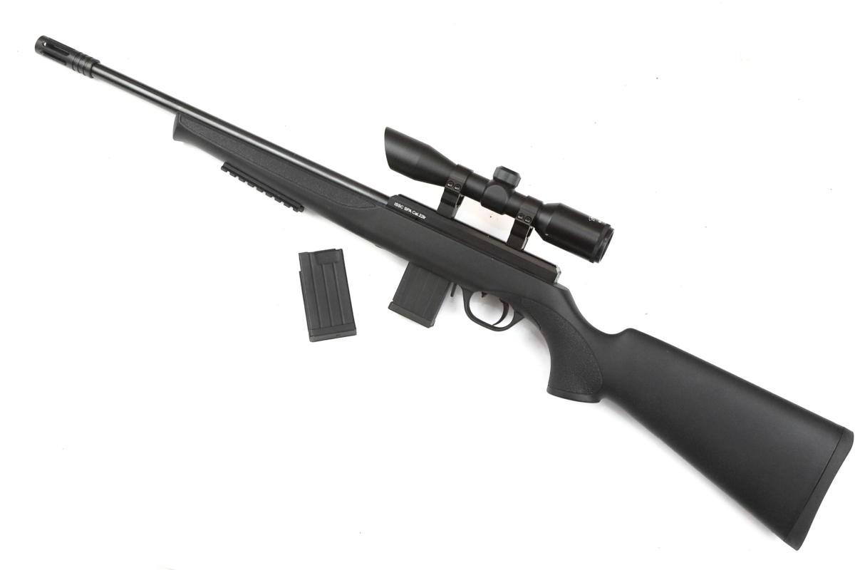 SPA- Tactical mit Walther 4x32 fach Compact Optik gebraucht