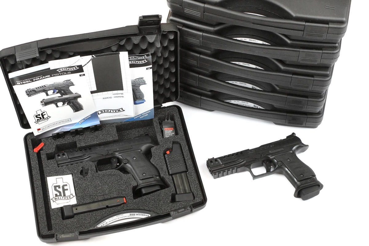 Walther Q5 Match Expert all black