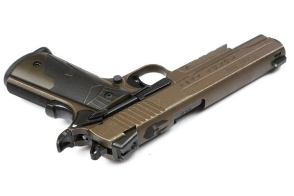 Sig Sauer 1911 Spartan II 45ACP