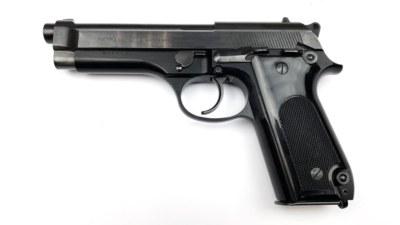 Beretta Model 92 - gebraucht