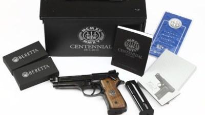 Beretta FS 92 Centennial 100