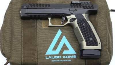 Laugo Arms Alien 9x19mm