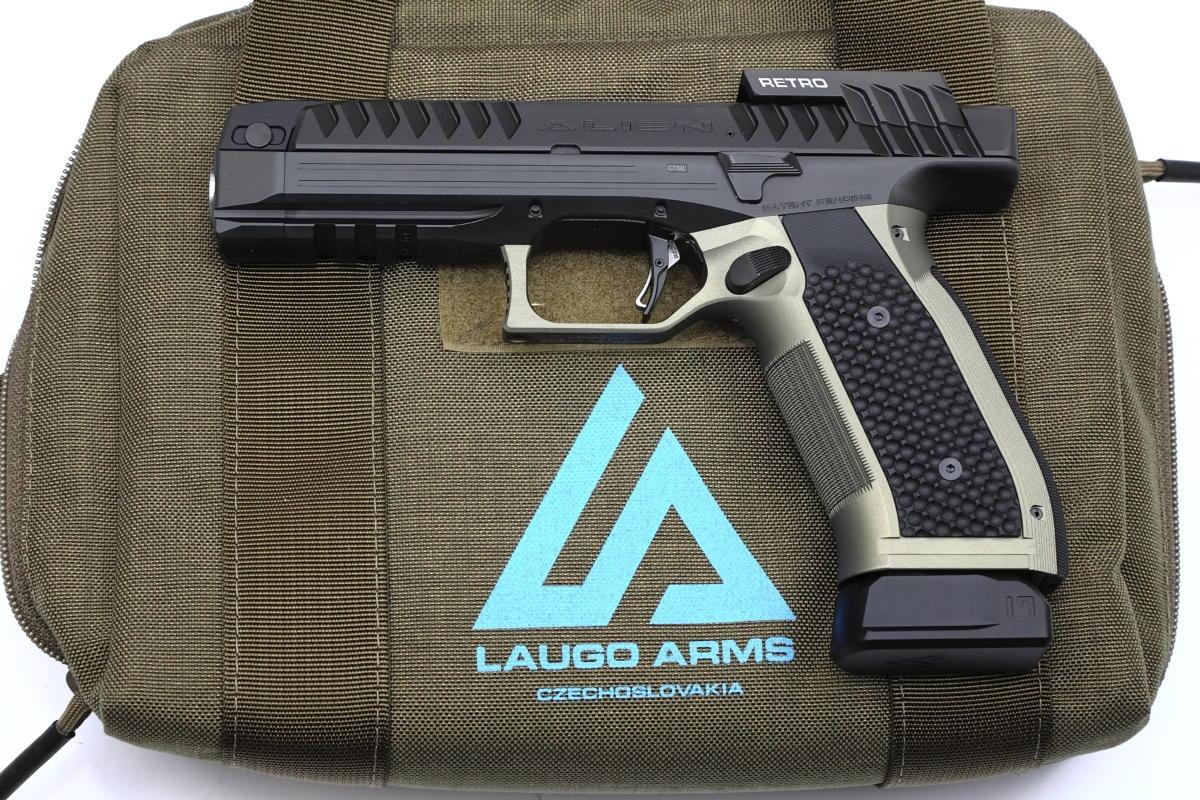 Laugo Arms Alien 9x19mm