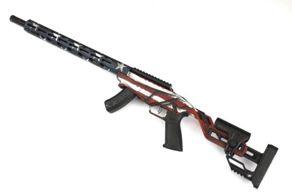 Ruger PR Rimefire American Flag 22lr