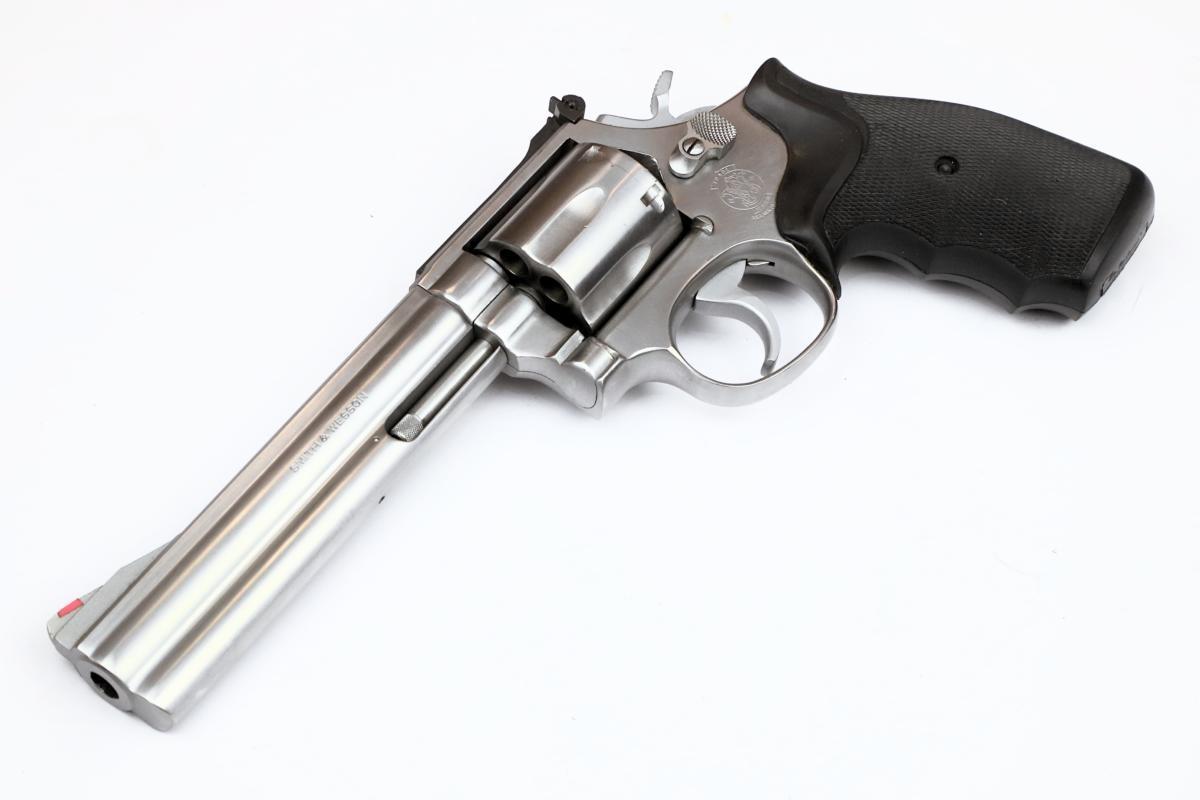 Smith Wesson 686 Revolver gebraucht