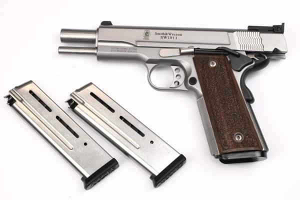 Smith&Wesson 1911 PC gebraucht0