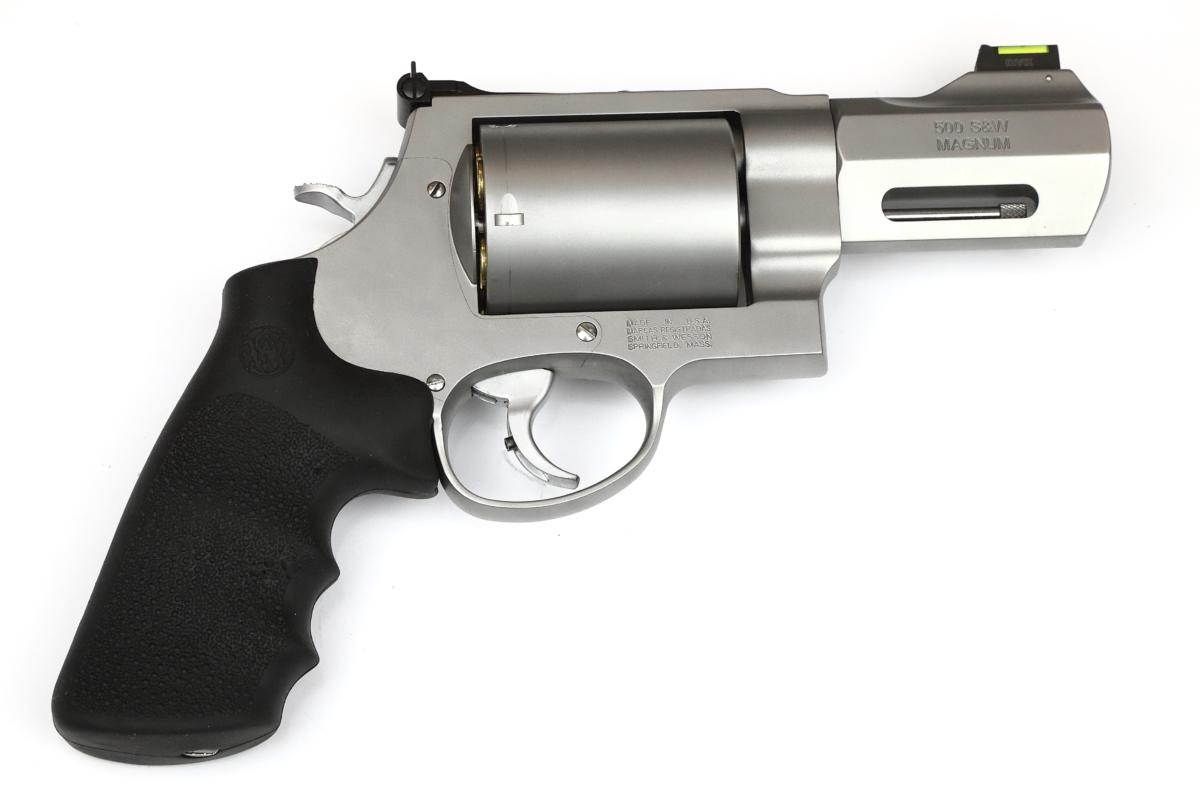 Smith&wesson 500 PC 3,5 Zoll