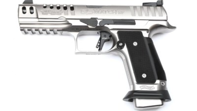 Walther Q5 Match Black Tie 5""