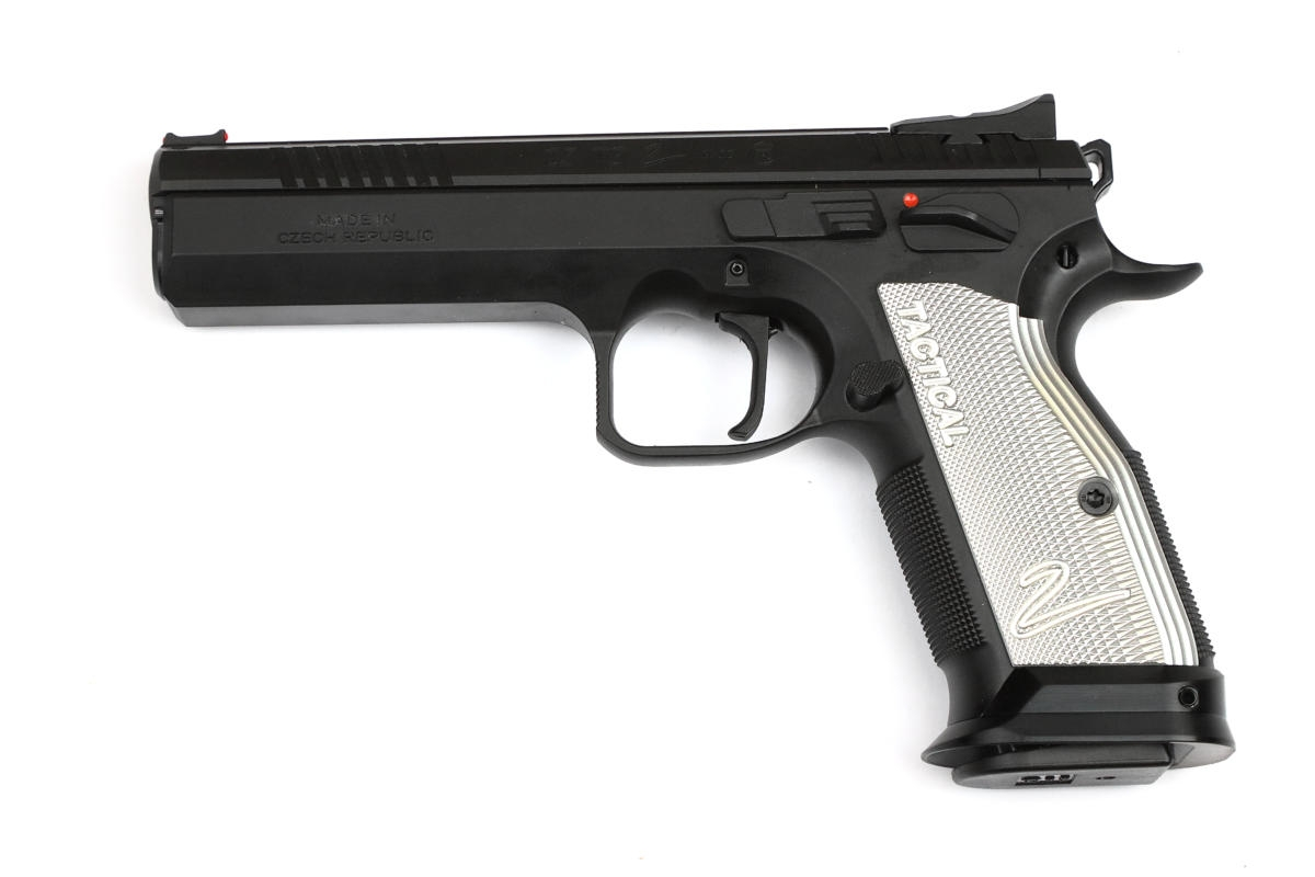 CZ 75 TS 2 - Tactical Sports II
