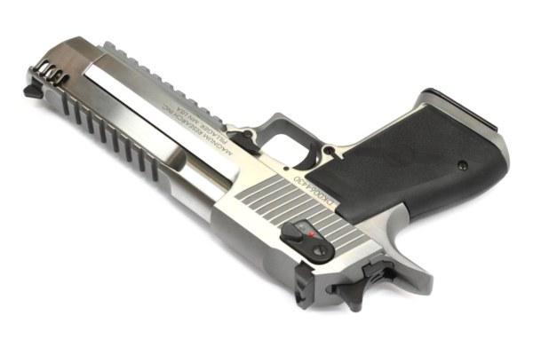 Desert Eagle XIX brushed chrome - Magnum Research