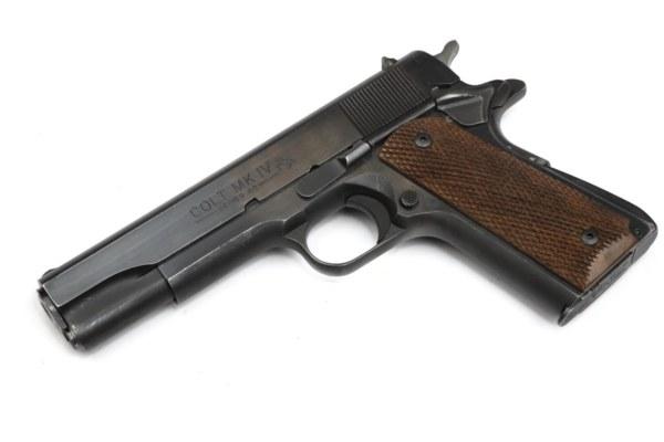 Colt 1911 MK IV Series 80