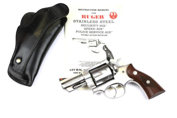 Ruger Securety-Six 357 Mag