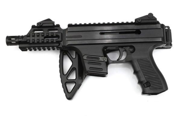 Civilian Firearms CSV-9 Version1 120mm-Lauf
