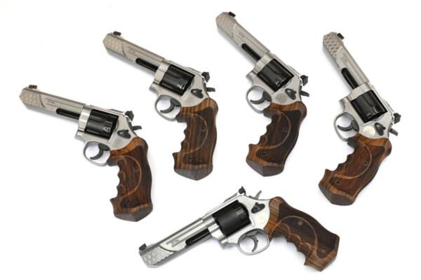 STP Revolver SISSI ISSF-Champion 357Mag
