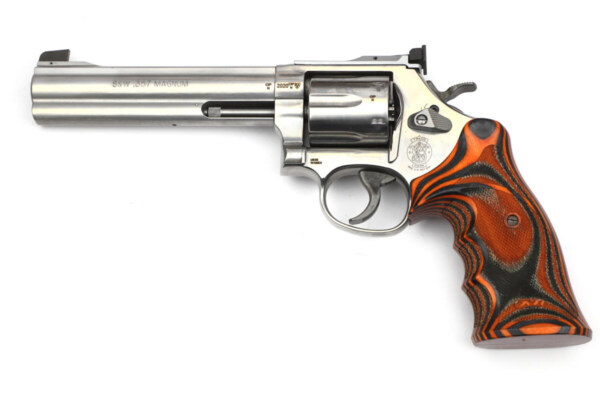 Smith Wesson 686-6 UPN 357Mag