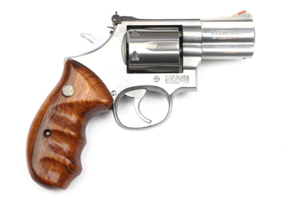 Smith Wesson 686 2,5 Zoll stainless 357Mag gebraucht