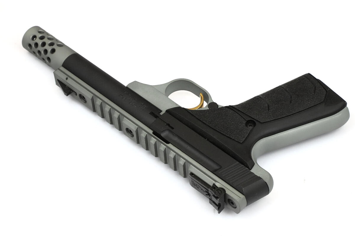 Buck Mark Field/Target Micro Suppressor Ready