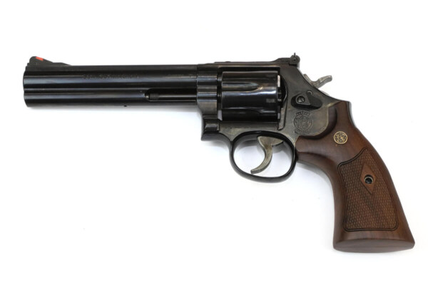 Smith Wesson 586 357 Magnum