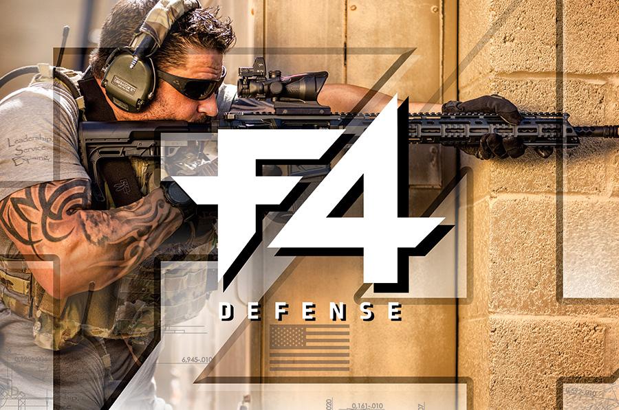 F4 Defense FA-15 Recon 223Rem